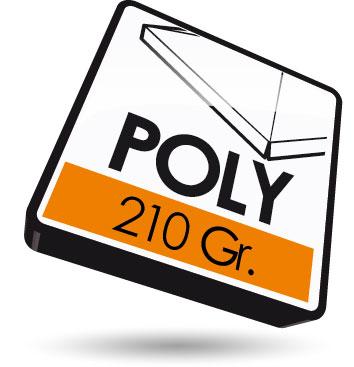 Polyester 210g