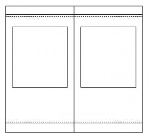 Seitenwand mit Sichfenster
